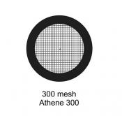 G2003G Thin bar, 300 mesh, pozlacené, 100 ks/bal