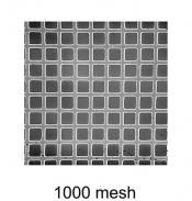 G2780A 1000 mesh thin bar  grids, Au, 25 ks/bal