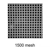 G2785A 1500 mesh thin bar  grids, Au, 15 ks/bal