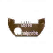 J422 Omniprobe® 5 post lift-out grid, Cu, 100 ks/bal
