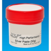 16047 Conducting high performance silver paste, 50gr.