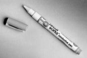 G3342A Conductive silver pen, fine tip