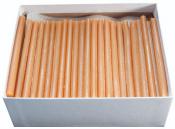 892-20 PELCO® Quartz Sticky Wax 70°C, 150 tyček l=100mm x ᴓ6,35mm