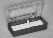 G311 Storage box for 4 x 12,5mm dia pin stubs