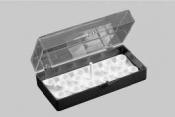 G310 Storage box for 12 x 12,5mm dia pin stubs