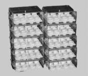 G3100P Storage box for 12 x 12,5mm dia pin stubs, 10 ks/bal