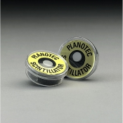 B7656 Scintillator disc ᴓ 19,8 mm x 1 mm, P47