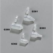 G360-1 BEEM® 00 pyramidal capsules, 100 ks/bal