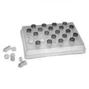 G3525 BEEM® capsules holder, UV transparent, velikost 00