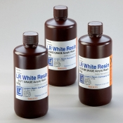 R1280 LR White™ resin, hard grade, 500 gr.