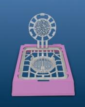 CS27057 Paraform® moulds, Biopsy, 12 ks/bal