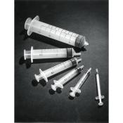 G270 Disposable plastic syringe 20ml, 25 ks/bal