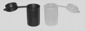 G3972C Mini vials, polypropylene, antistatic, 20 ks/bal