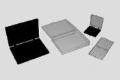 G3996B Gel-Pak® Boxes, X0, 50 ks/bal