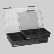 G3873A  Polypropylene Sorting Box with Lid