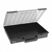 G3877L Polypropylene Sorting Box with Lid and Handle