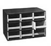 G343-19909 Storing box for TEM grid storage boxes, 9 drawers