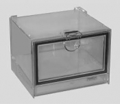 G3518-2252 Small Desiccator Cabinet, 2 Gas Ports