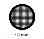 G2474AL Square 400 mesh grids, Al, 25 ks/bal
