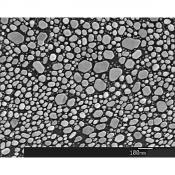 S168VTSI Resolution Au-Si test specimen, silicon substrate 200um