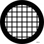 03D00702 Square 75 mesh grids, HR, Au-High-Grade, 100 ks/bal
