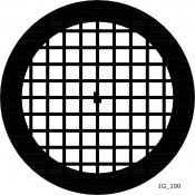 08L06903 Square 100 mesh grids, Stainless Steel, 25 ks/bal