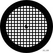 07D01904 Square 150 mesh grids, Ni, 100 ks/bal