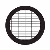 07D01915R Rectangular (Slotted) mesh grids 50/200, Cu/Rh, 100 ks/bal