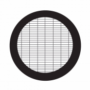 07D00916 Rectangular (Slotted) mesh grids 75/300, Cu, 100 ks/bal