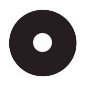 07D00920 Hole grids ᴓ 0,8 mm, Cu, 100 ks/bal