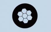 07D01926 Seven Hexagon Grid, Ni, 100 ks/bal