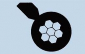 07D31926 Seven Hexagon Grid with handle, Ni, 100 ks/bal
