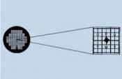 03D00755 H2 Reference Pattern Grid 200 mesh, Au, 100 ks/bal