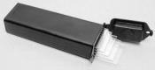 L4250-S Black Five slide mailer box, 10 ks/bal