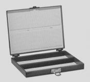 L4120C Cryo Slide Storage Box for 25mm x 76mm slides