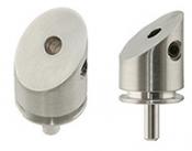 EM-Tec P36 fixed 36° pre-tilt sample holder for Zeiss FIB system, dia.12,7mm x 17mm, pin type, 1 ks
