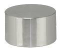 JEOL ᴓ32 x 20mm cylinder SEM stub, Al, 50 ks/bal