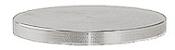 JEOL ᴓ50 x 5mm cylinder SEM stub, Al, 10 ks/bal