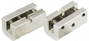 EM-Tec GS24 gripping stub holder with clamping plate, 0-4mm, Al, M4, 1 ks/bal