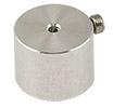 EM-Tec HS2 mini M4 cylinder stub tube/needle clamp ᴓ2mm, ᴓ15x10mm,Al, M4, 1 ks/bal