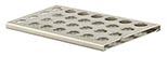 EM-Tec multi stub preparation stand for 28 JEOL ᴓ12,2mm stubs