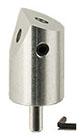 EM-Tec P70 EBSD 70°/20° pre-tilt sample holder for pin stubs/holders, dia.12,7mm x 20mm, pin type, 1 ks