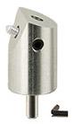 EM-Tec P70M EBSD 70°/20° pre-tilt sample holder for Hitachi M4 stubs/holders, 12,5mm x 12,5mm x 20mm, pin, 1 ks