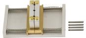 EM-Tec VS42 universal spring-loaded large vise holder for up to 42mm, M4, 1 ks/bal
