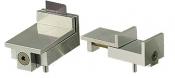 EM-Tec V22 compact vise type sample holder for up to  22mm, pin, 1 ks/bal