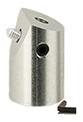 EM-Tec H70 EBSD 70° pre-tilt sample holder for Hitachi M4 stubs/holders, dia.12,7mm x 20mm, M4 type, 1 ks