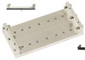 EM-Tec V80 versatile vice clamp sample holder for up to 80mm, pin-type, 1ks