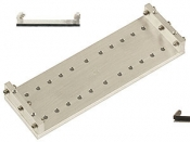 EM-Tec V120 versatile vice clamp sample holder for up to 120mm, M4-type, 1ks