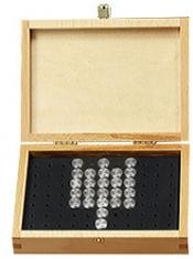 EM-Tec SB77 high capacity wooden box for 77 standard ᴓ12,7mm pin stubs