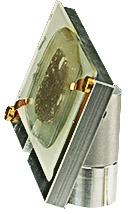 EM-Tec H73 EBSD 70° pre-tilt sample holder for geological slides up to 48 x 28mm, M4, 1 ks